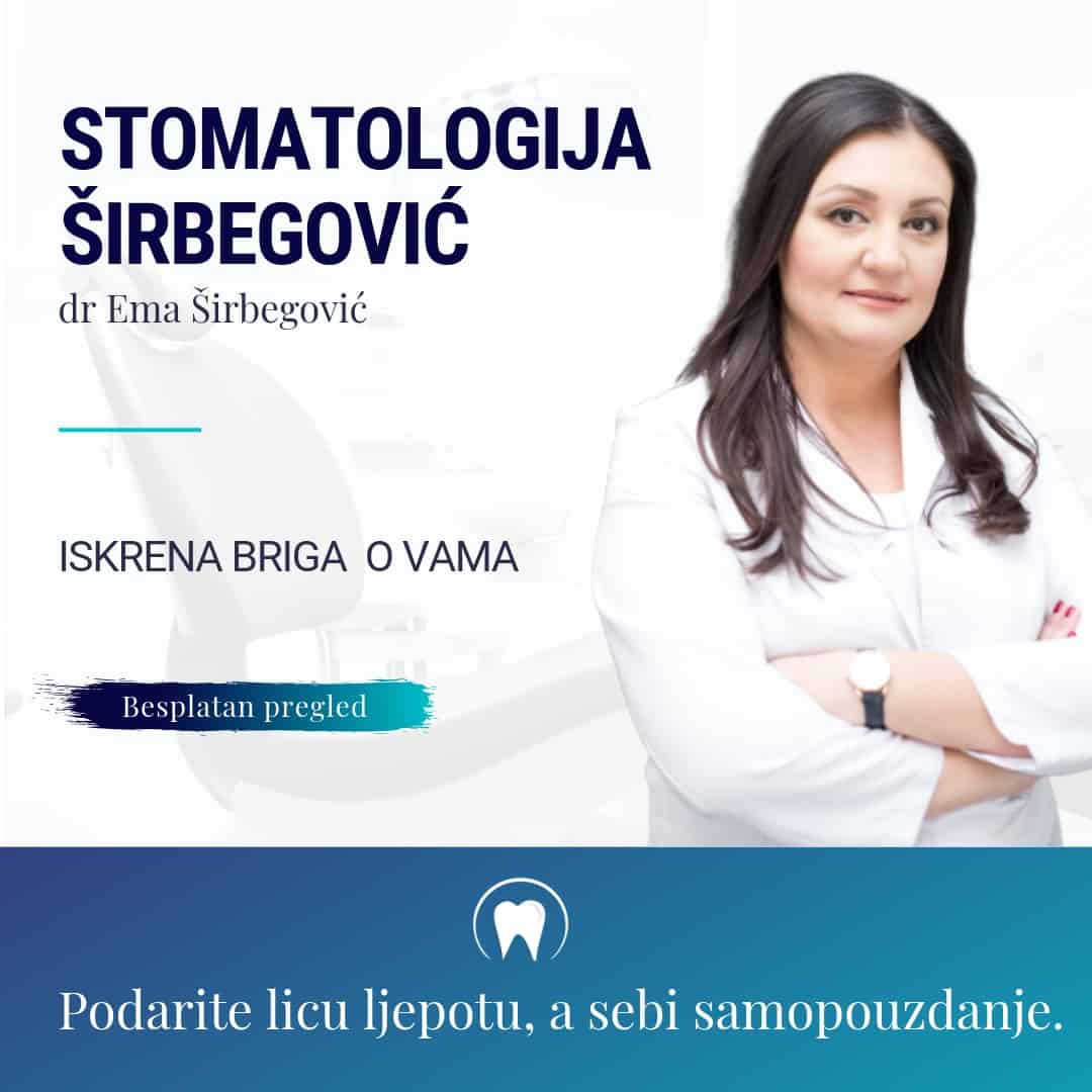 STOMATOLOGIJA ŠIRBEGOVIĆ)
