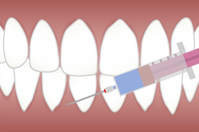 anestezija za zube